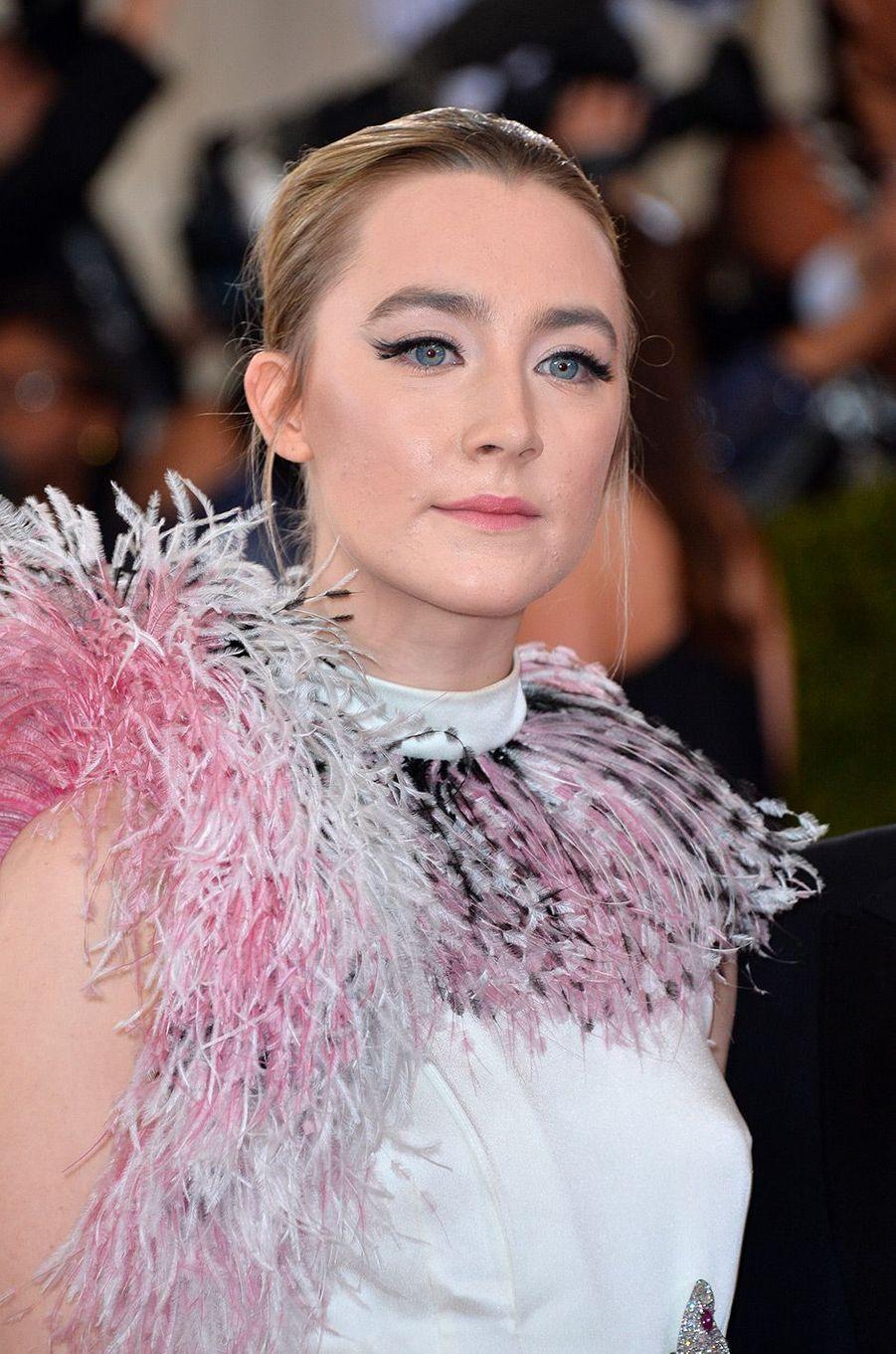 Saoirse Ronan en mai 2016