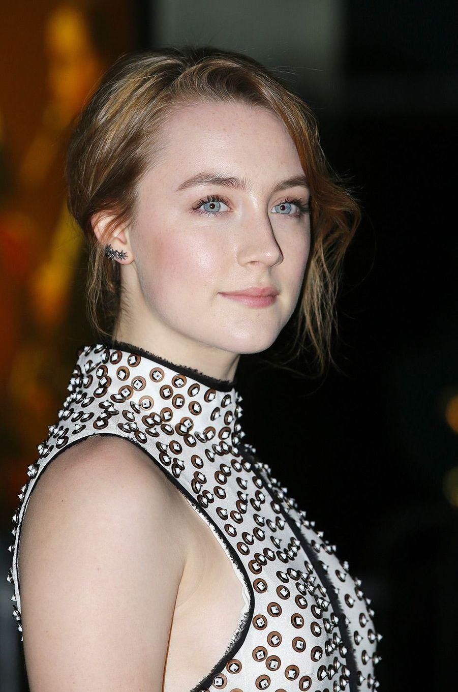 Saoirse Ronan en février 2014