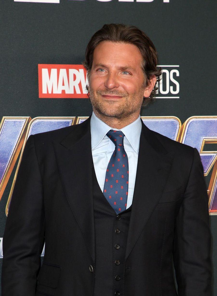 Bradley Cooperà l'avant-première d'«Avengers : Endgame» à Los Angeles le 22 avril 2019