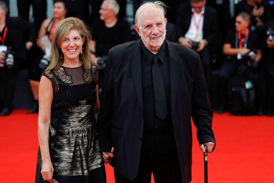 Brian De Palmaà la première du film «Marriage Story» lors de la 76e édition de la Mostra de Venise le 29 août 2019