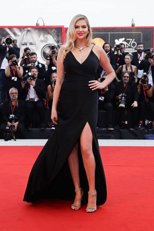 Kate Uptonà la première du film «Marriage Story» lors de la 76e édition de la Mostra de Venise le 29 août 2019
