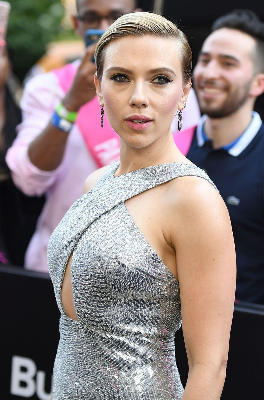Scarlett Johansson à New York