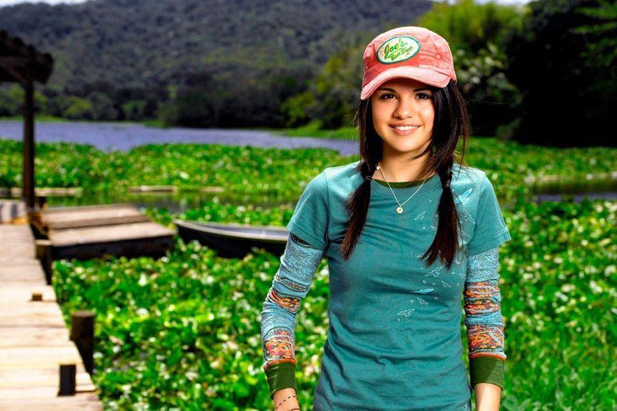Selena Gomez a été l'une de stars de Disney Channel pendant plusieurs années