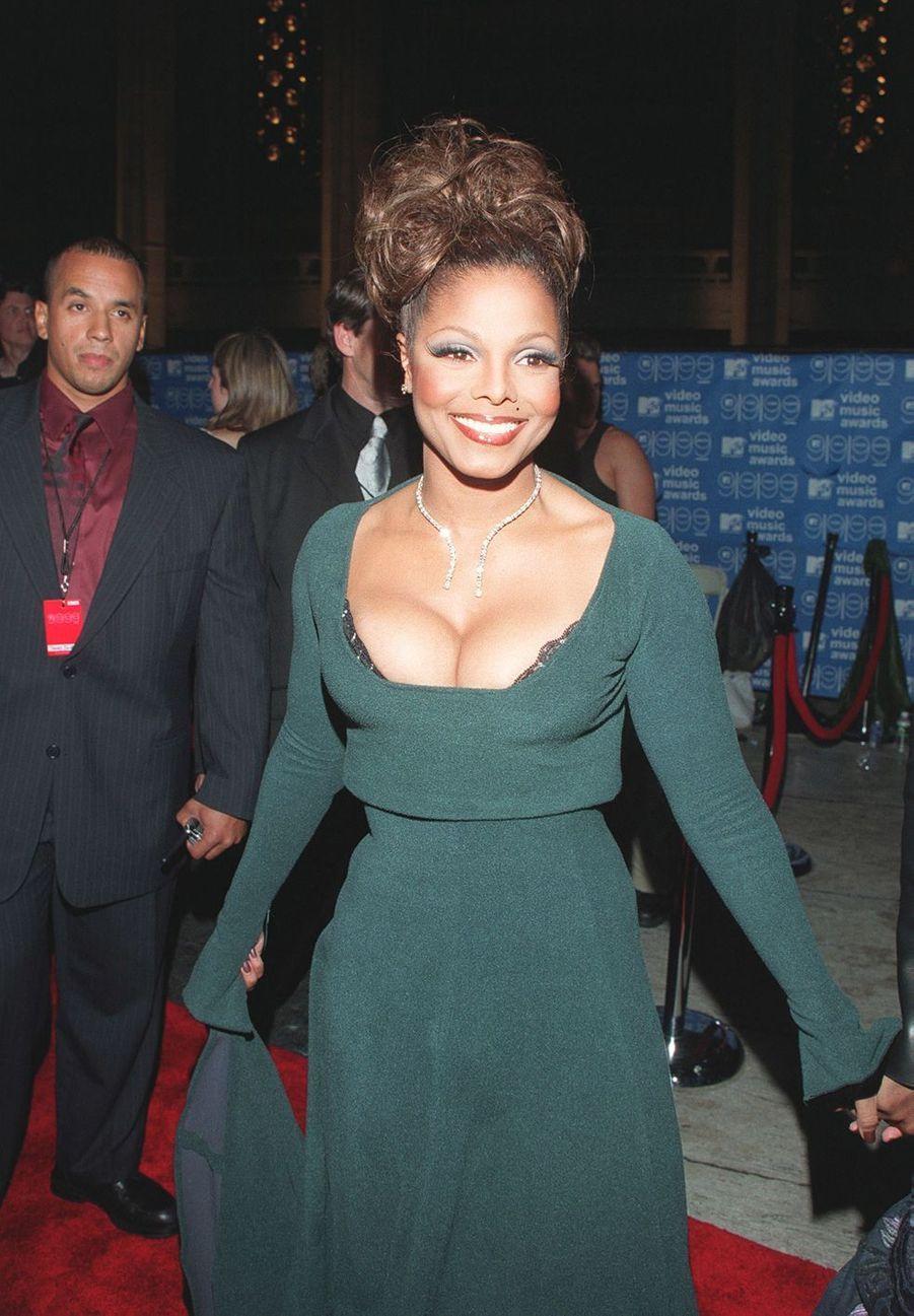Janet Jackson avait été nommée dans plusieurs catégories pour le clip de son featuring avecBusta Rhymes, «What's It Gonna Be?!»