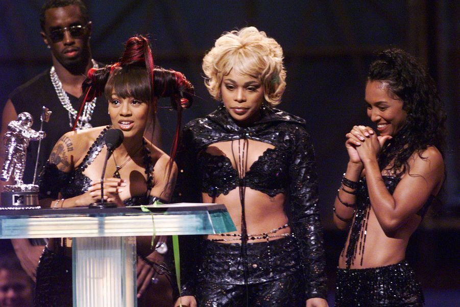 TLC avait remporté le prix du meilleur clip pour un groupe pour le tube «No Scrubs»