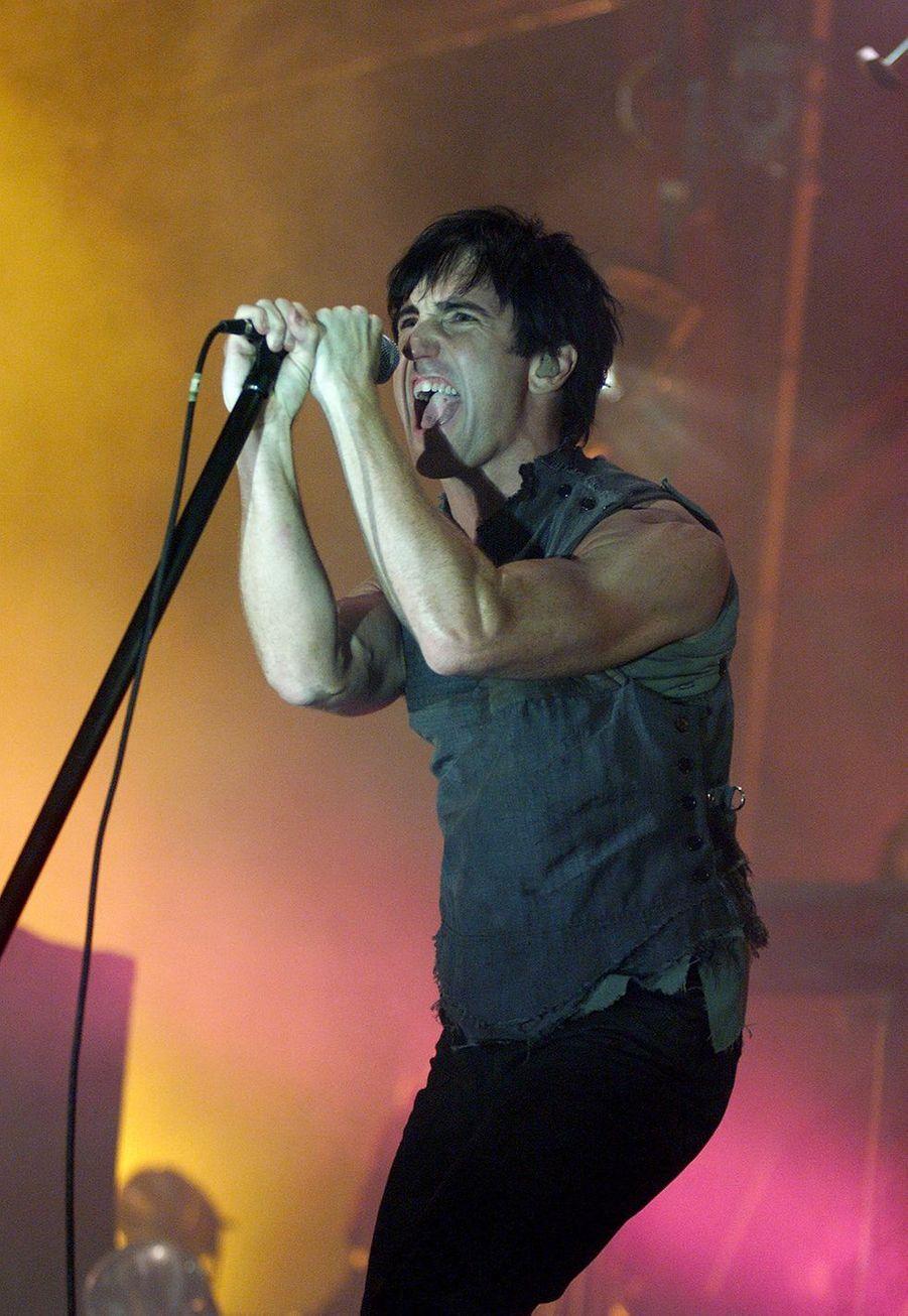 Nine Inch Nails, alias Trent Reznor