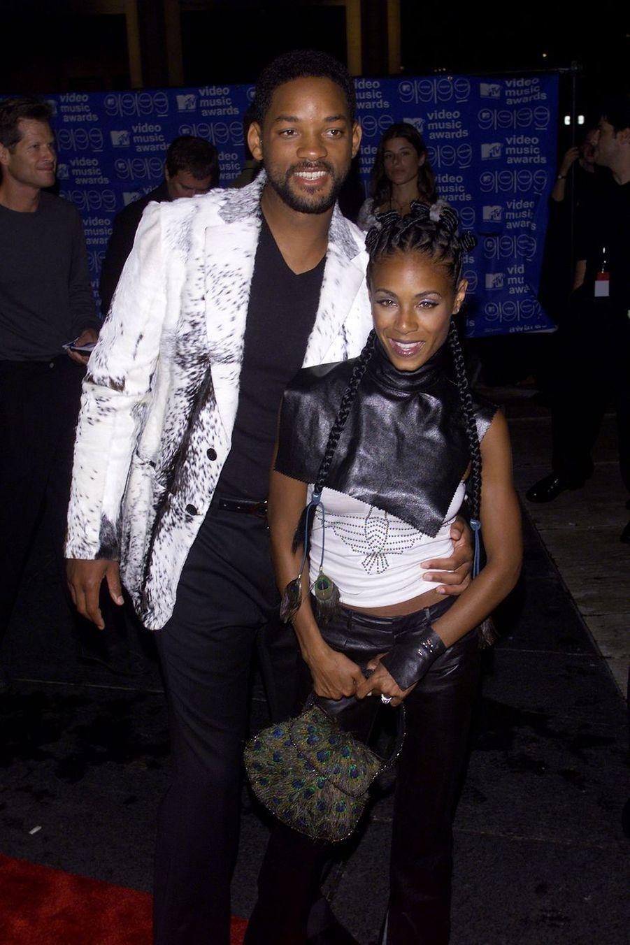 Will Smith et Jada Pinkett Smith