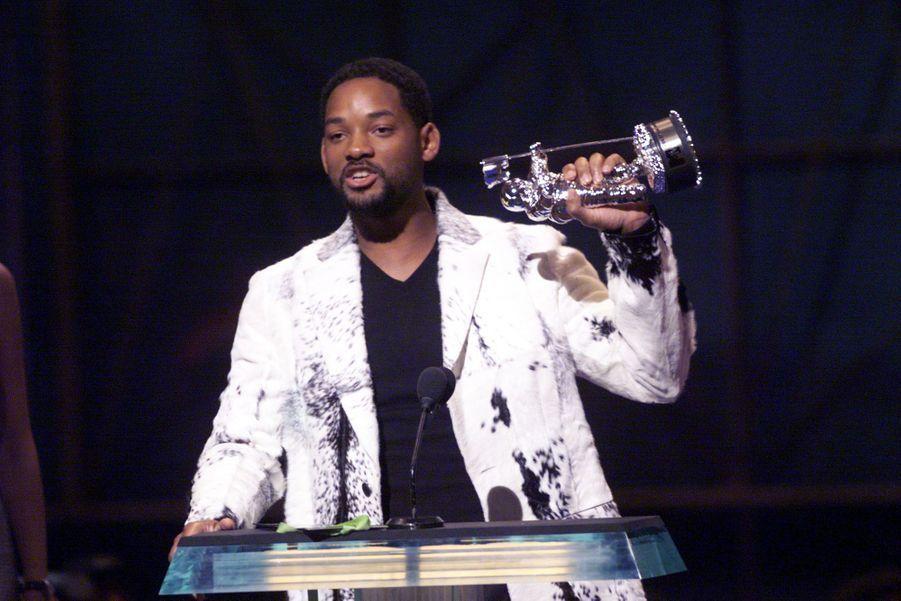 Will Smith avait reçu le prix du meilleur clip pour un artiste masculin pour son tube «Miami»