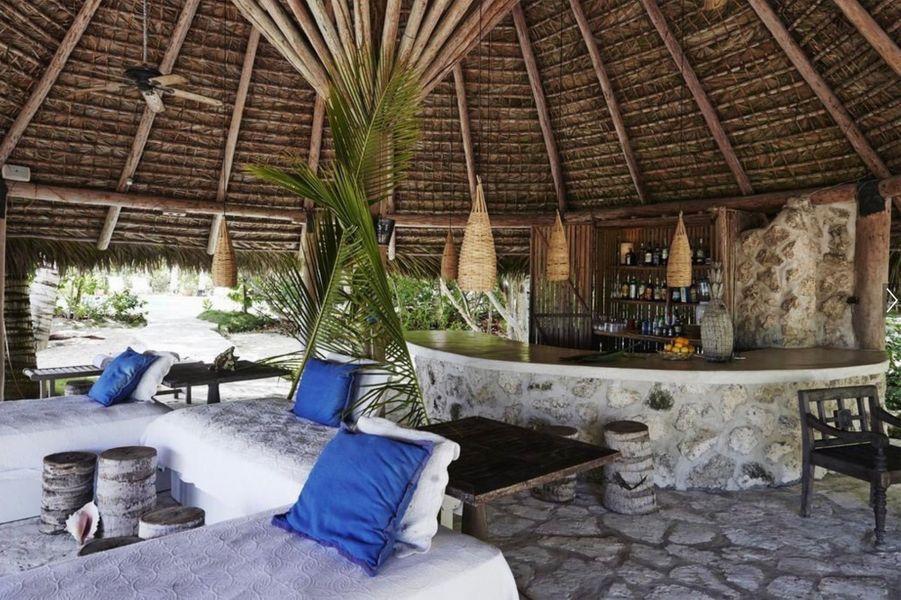 Serena Williams et Alexis Ohanian ont loué une villa aux Bahamas.