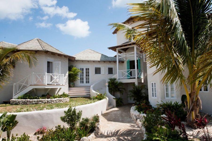 Serena Williams et Alexis Ohanian ont loué une villa aux Bahamas pour leur lune de miel.