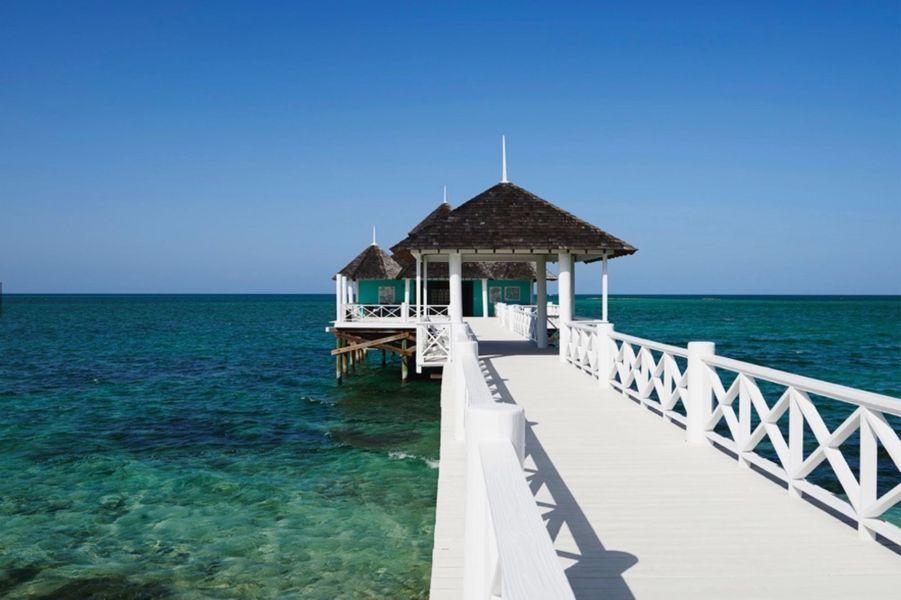 Serena Williams et Alexis Ohanian ont loué une villa sur une île des Bahamas pour leur lune de miel.