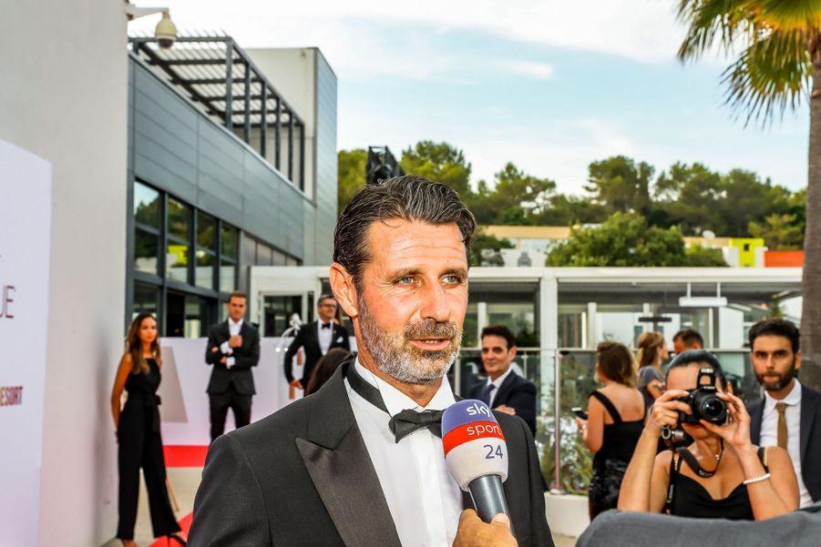 Patrick Mouratoglou augala annuel duMouratoglou Resort à Biot le 23 juin 2019