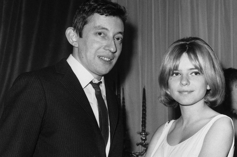 France Gall et Serge Gainsbourg, une rencontre artistique.