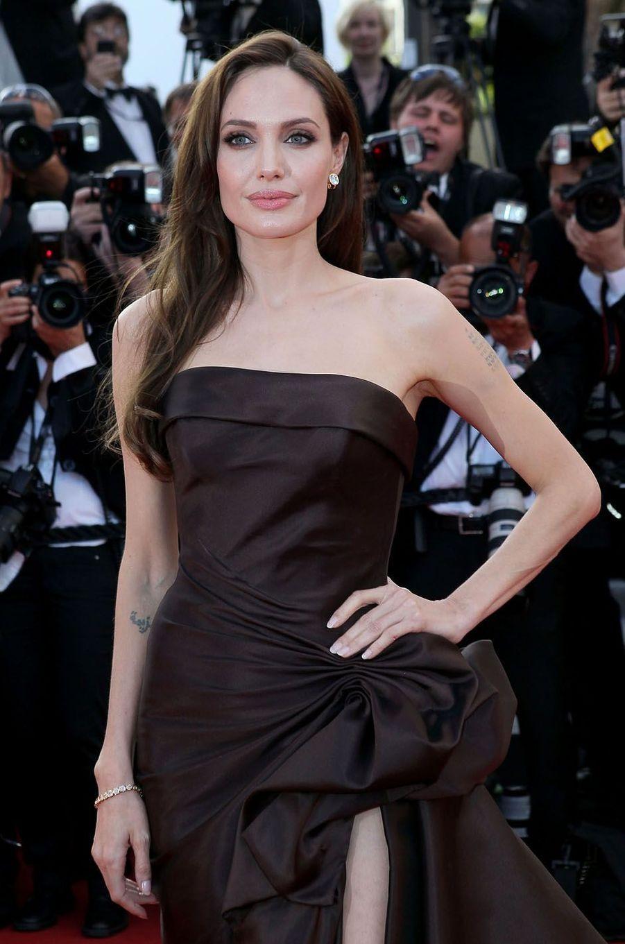 Angelina Jolie en 2011.