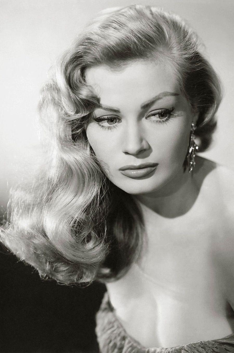 Anita Ekberg en 1960.