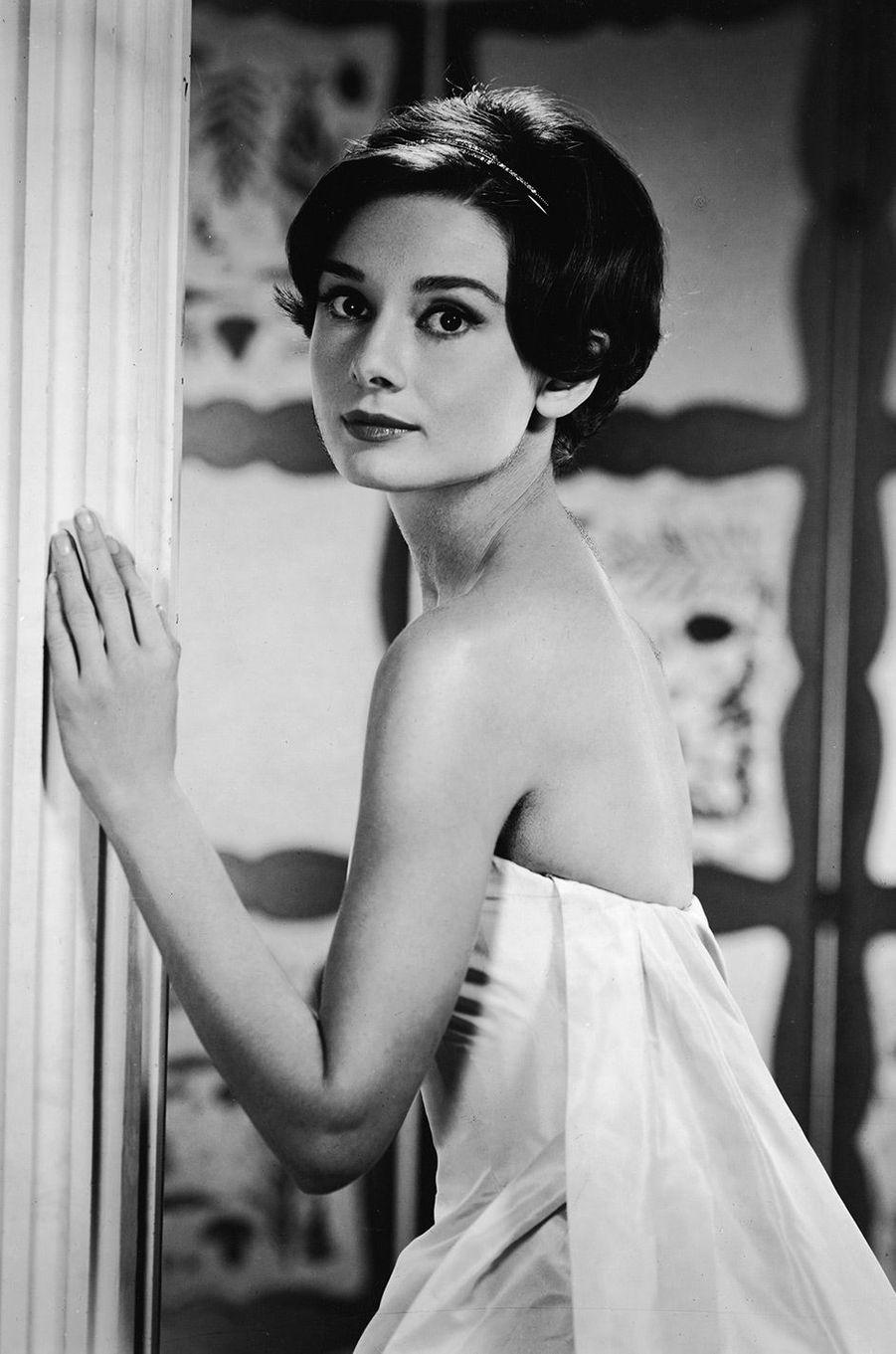 Audrey Hepburn dans les années 50
