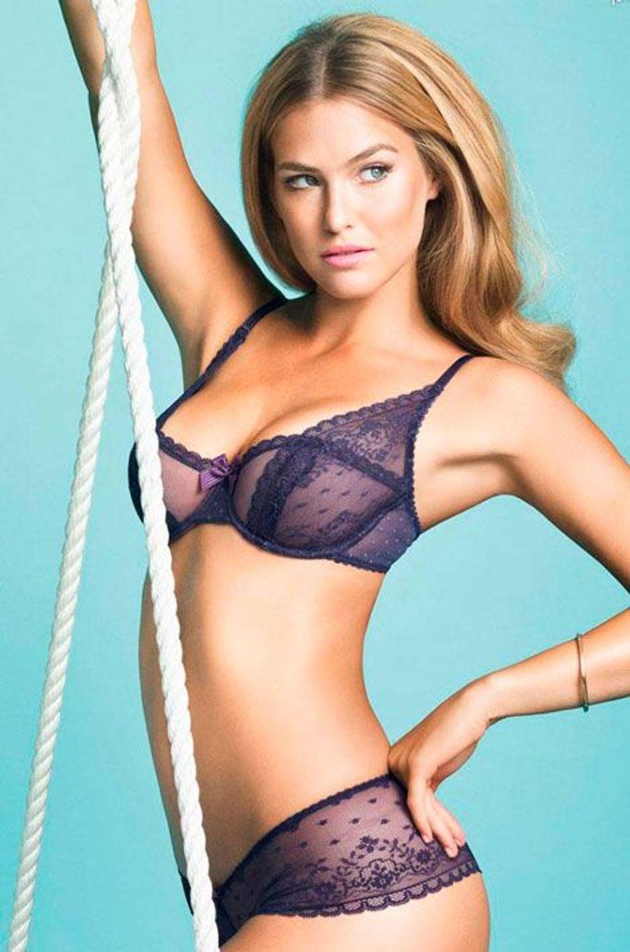 Bar Refaeli a été un des anges de Victoria's Secret