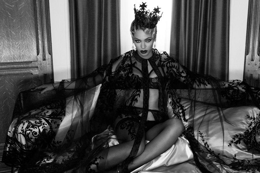 """Beyoncé a acquis le surnom de """"Queen B"""""""