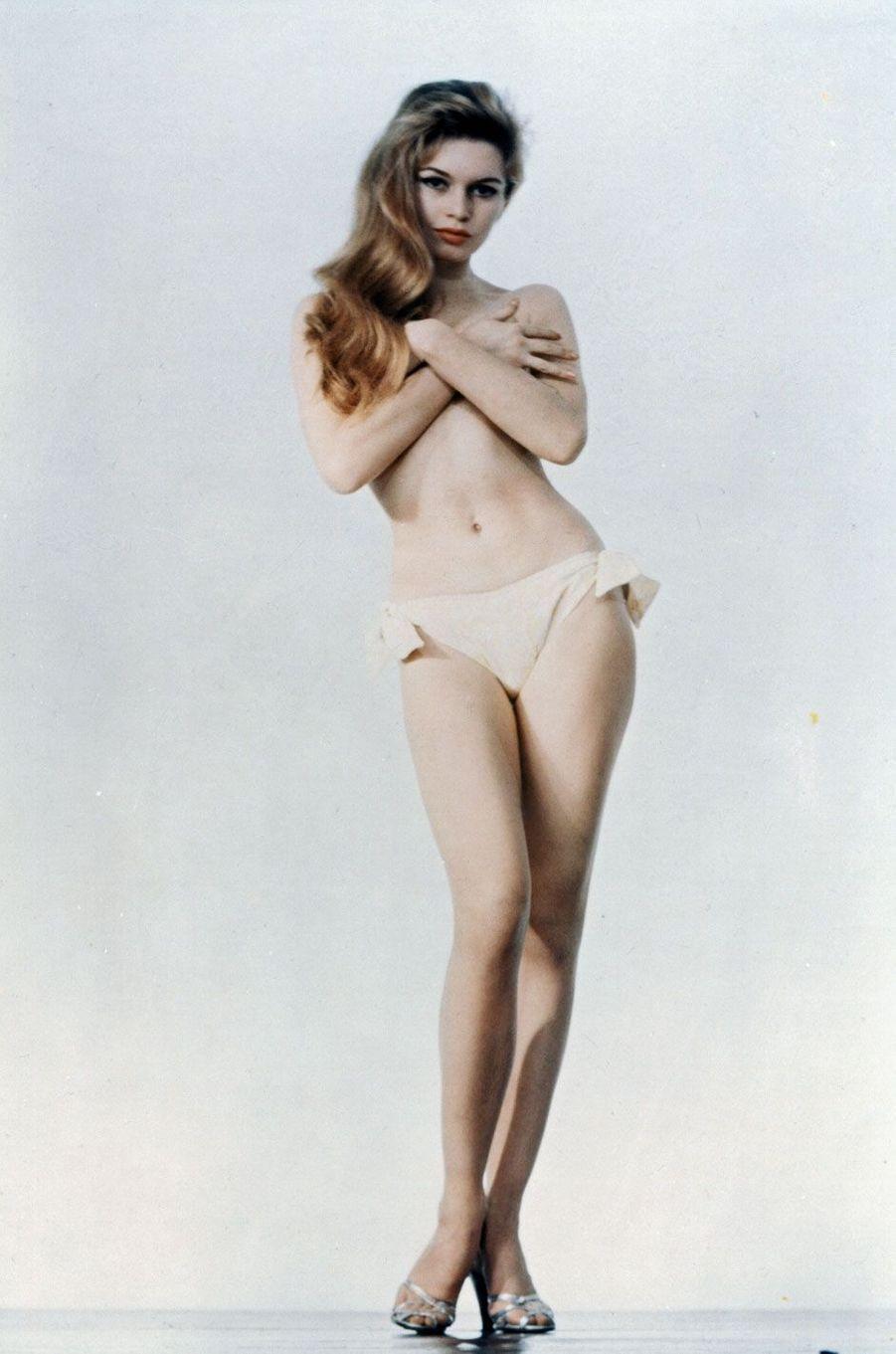 Brigitte Bardot est une icône française