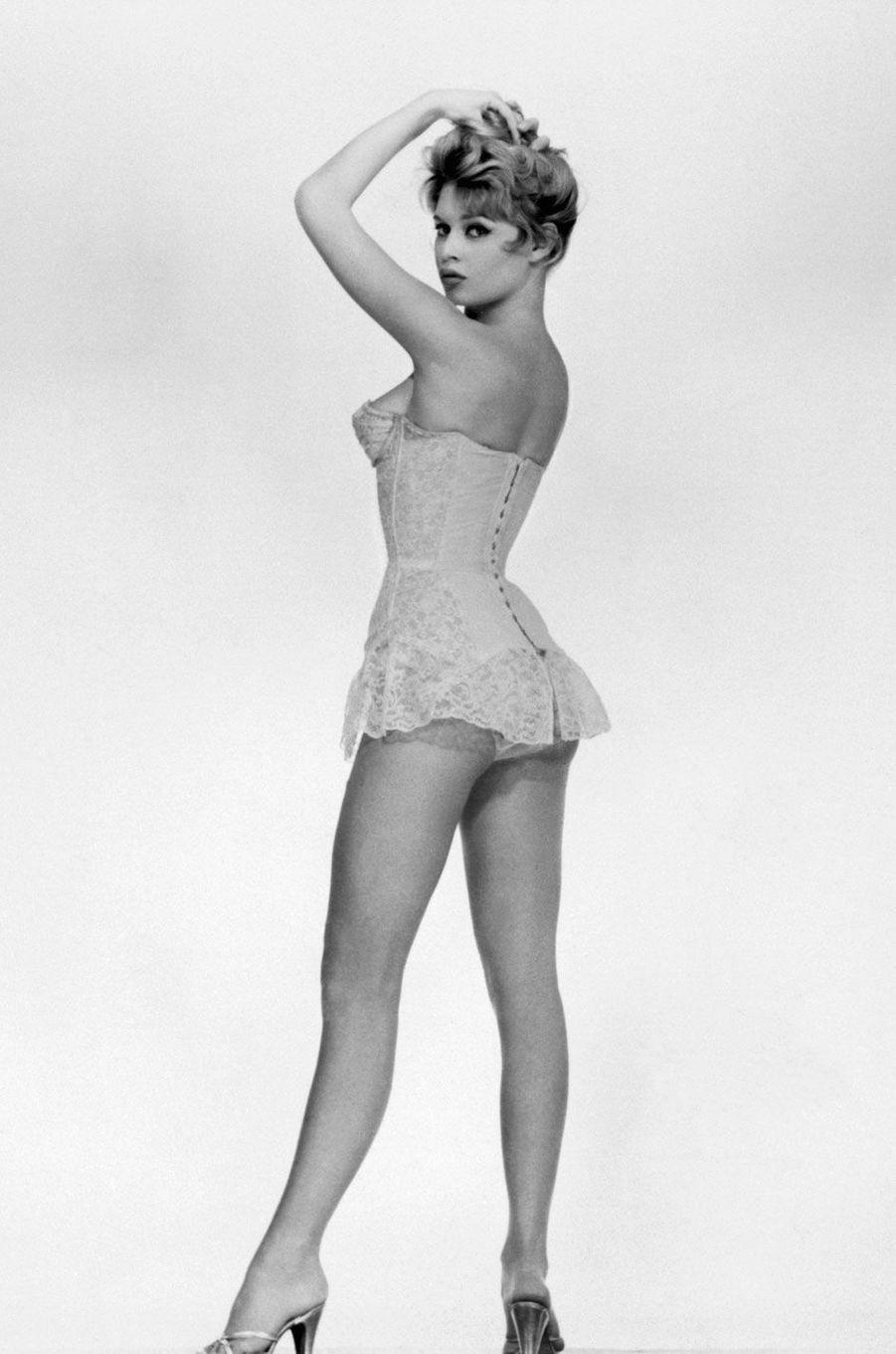 Brigitte Bardot a démarré sa carrière jeune