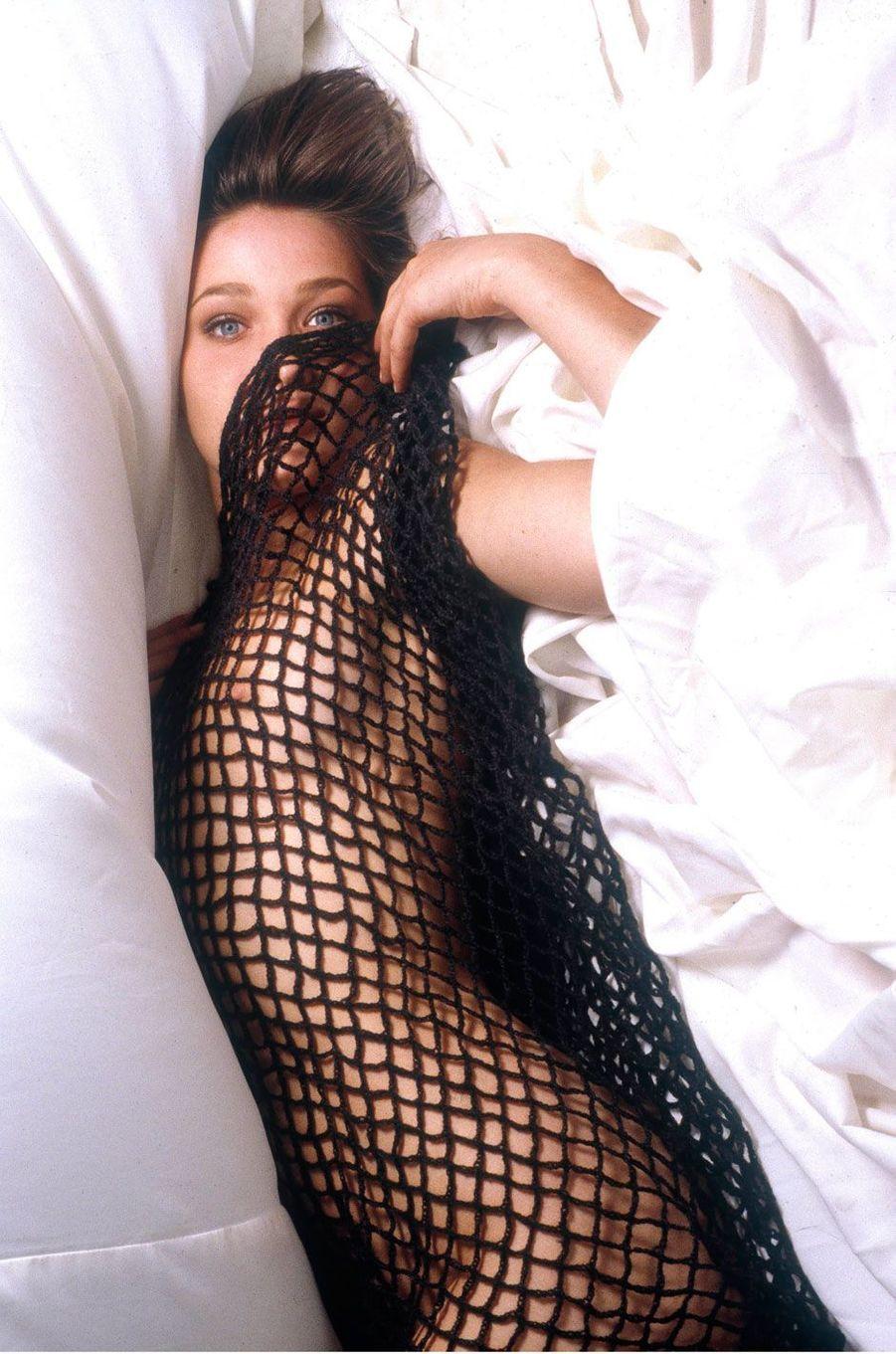 Carla Bruni a 48 ans.