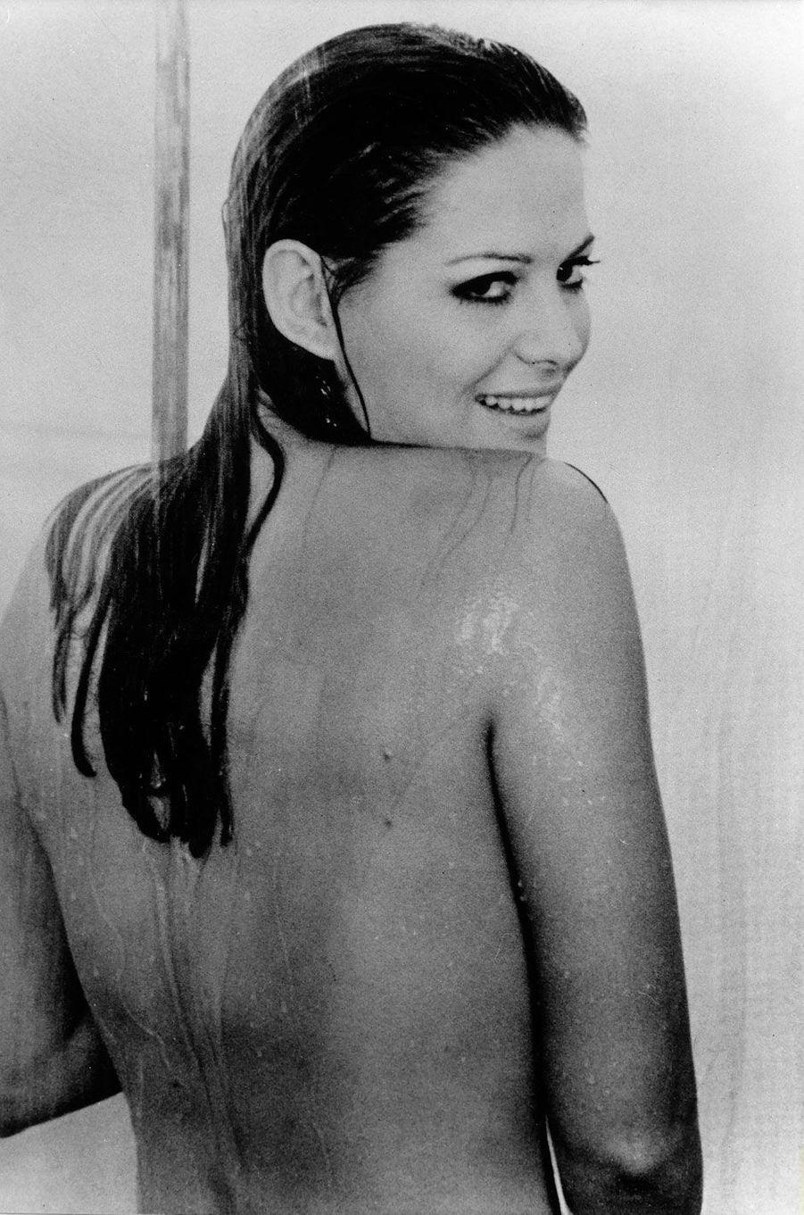 Claudia Cardinale en 1969
