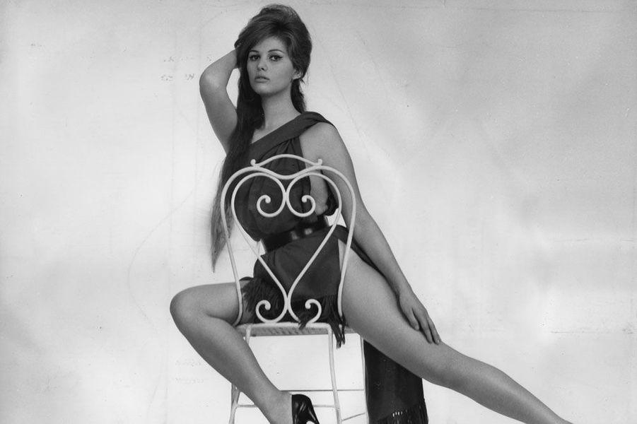 Claudia Cardinale en 1966