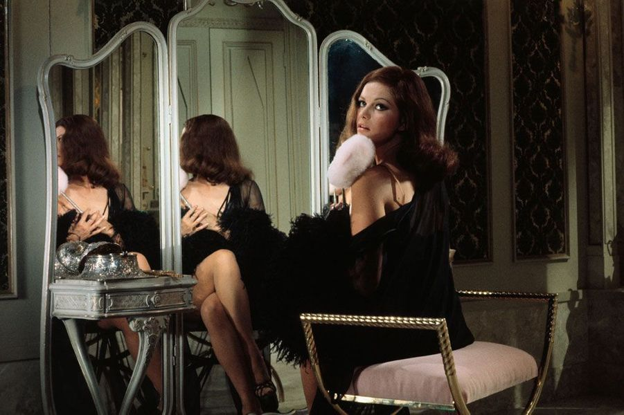 """Claudia Cardinale dans """"No Time for Heroes"""""""