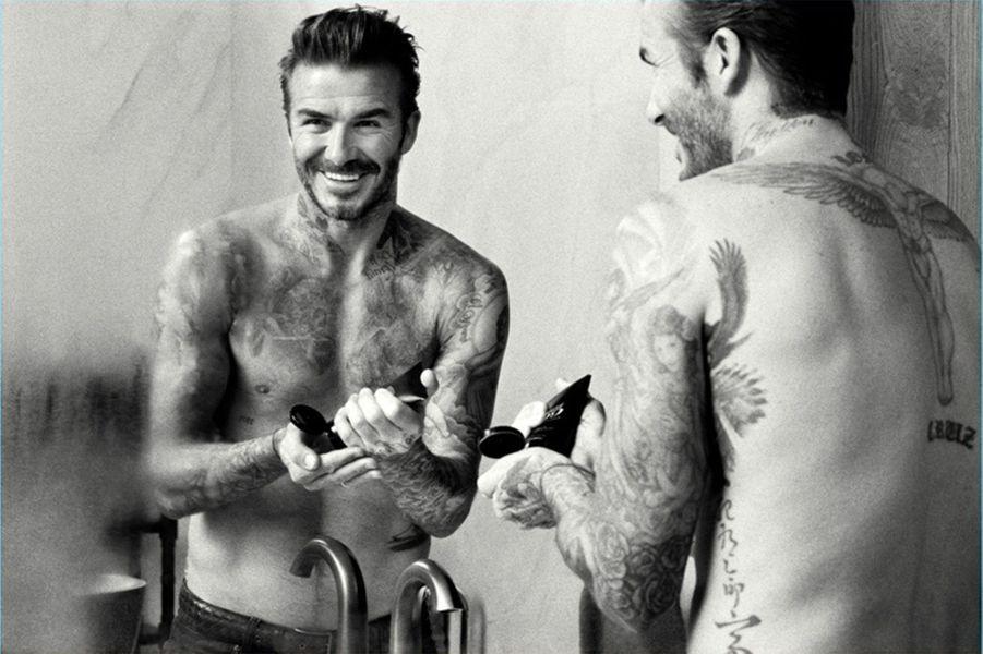 David Beckham pour House 99