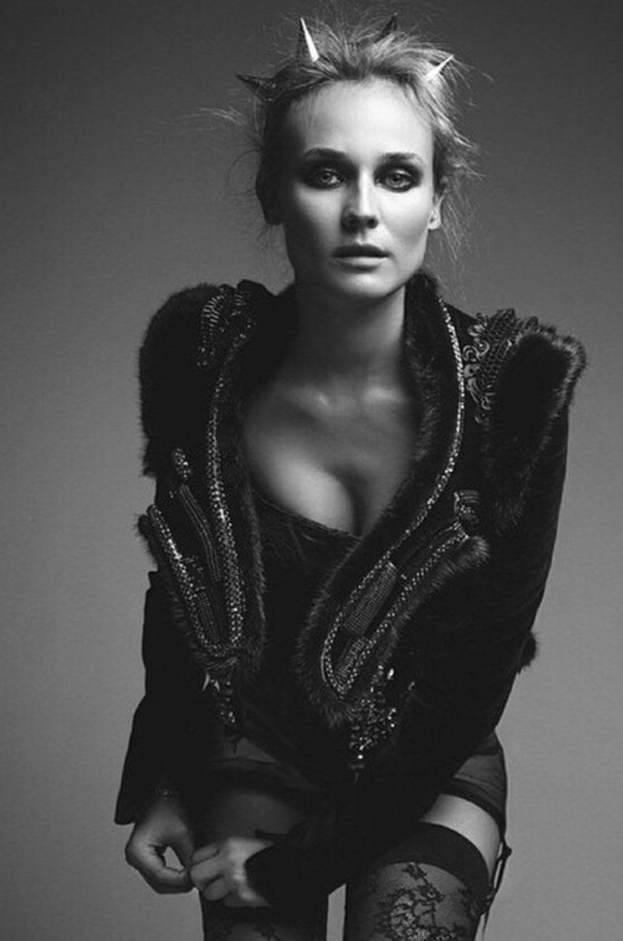 Diane Kruger, femme fatale