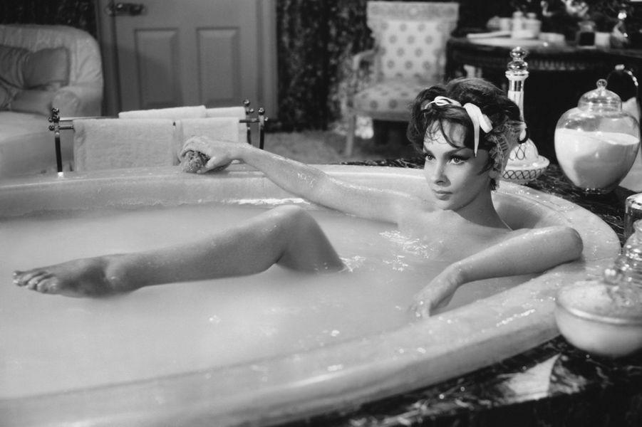 Gina Lollobrigida en 1959.