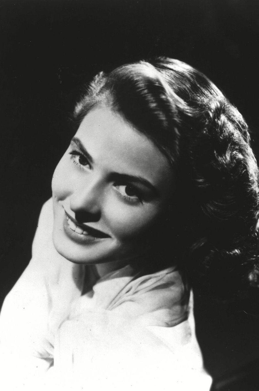 Ingrid Bergman en 1942.