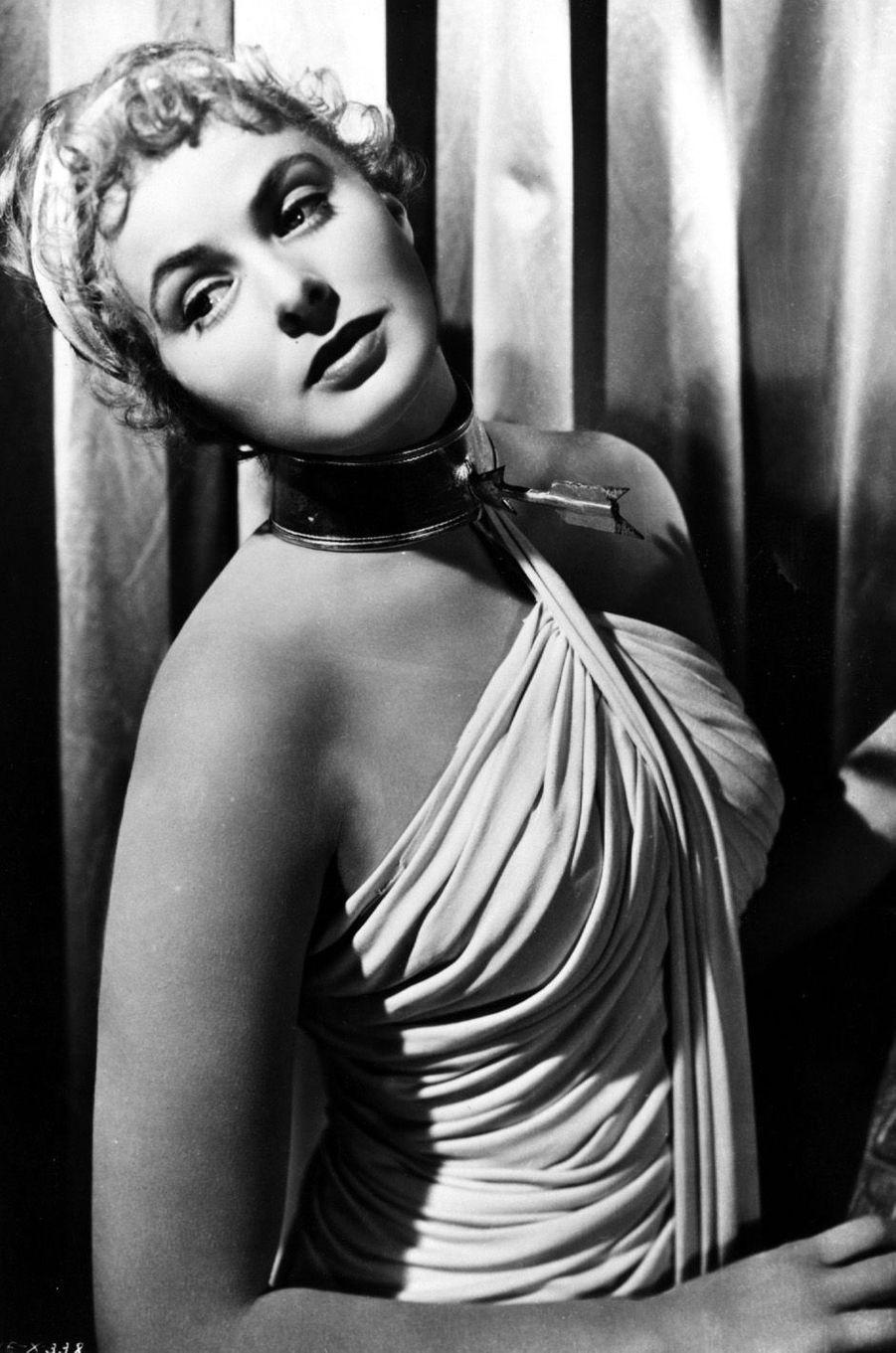Ingrid Bergman en 1945.