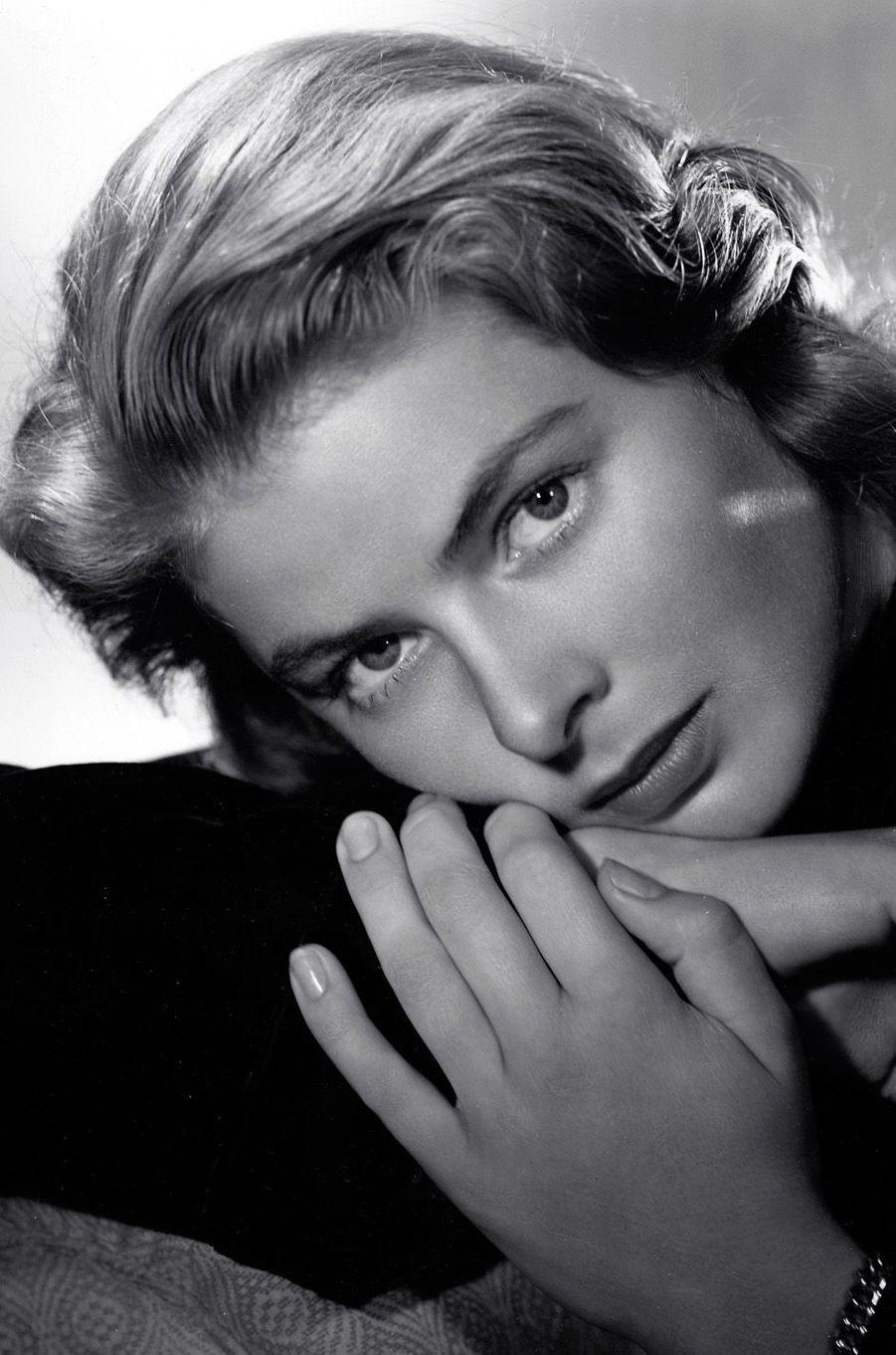Ingrid Bergman en 1946.