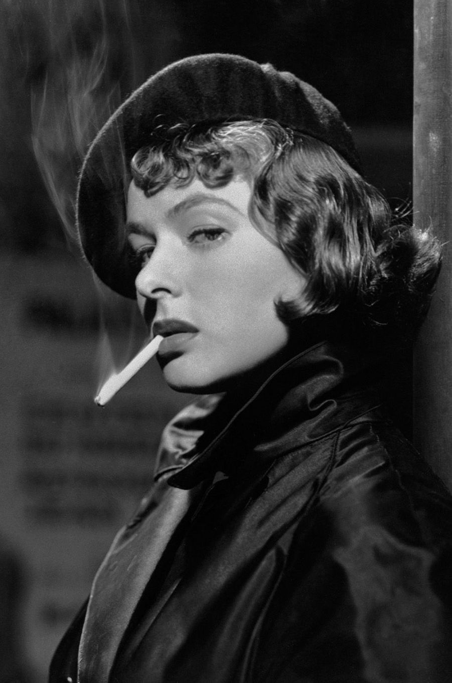 Ingrid Bergman en 1948.