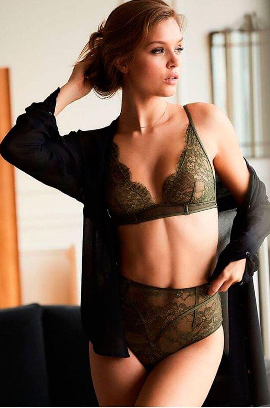Josephine Skriver défilera pour la maison Victoria's Secret cette année, à Paris