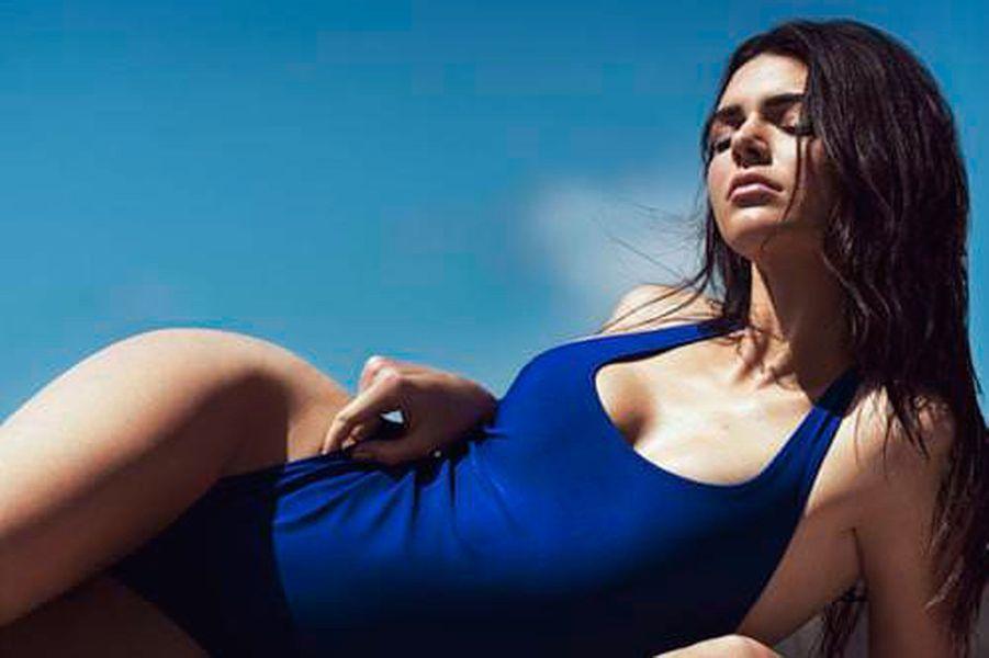 Kendall Jenner est l'une des cadettes du clan Kardashian
