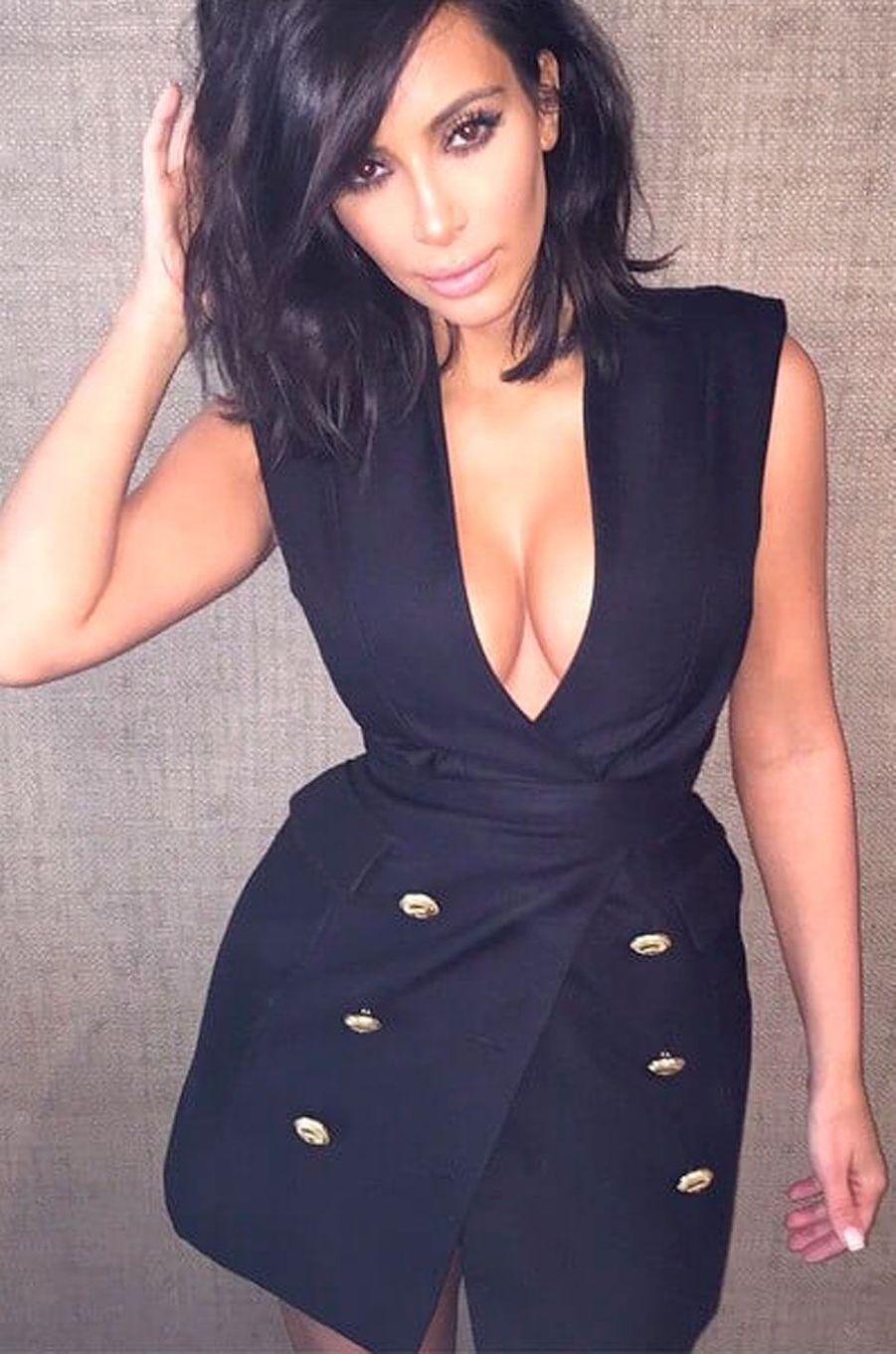 Kim Kardashian a construit un empire autour de l'exhibition de sa vie