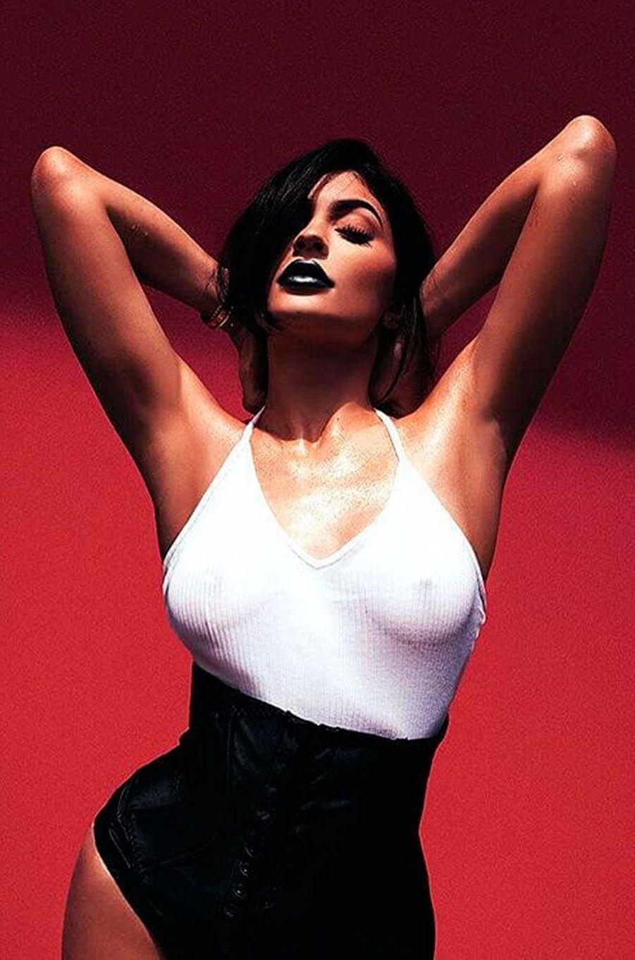 Kylie Jenner est la dernière du clan Kardashian