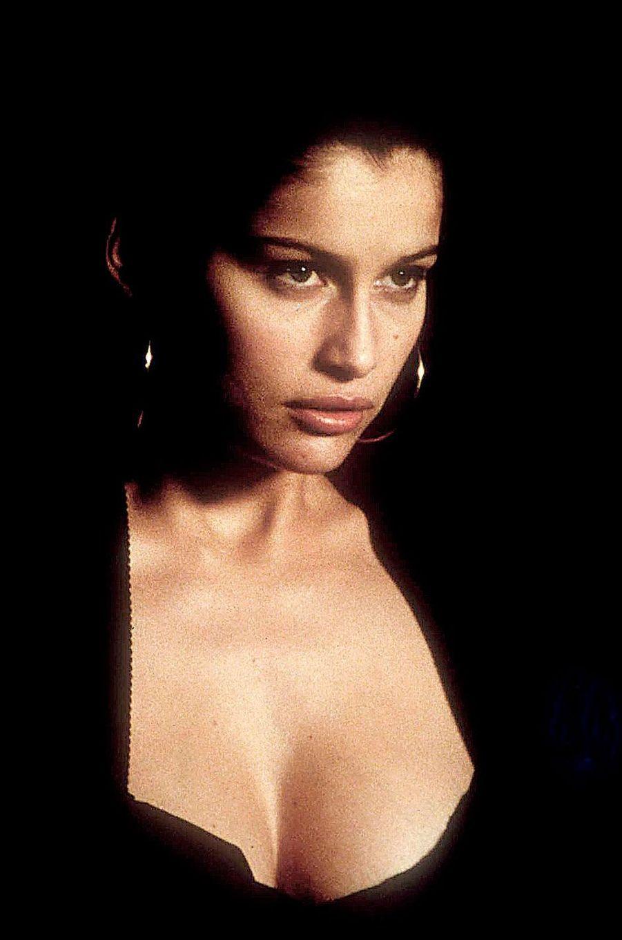 Laetitia Casta a lancé sa carrière d'actrice à la fin des années 90