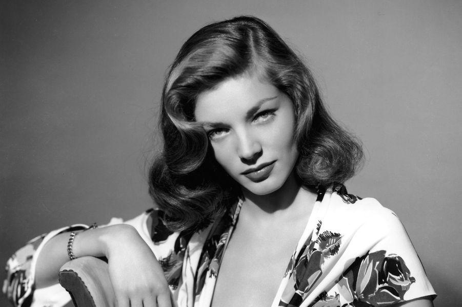 Lauren Bacall en 1950.