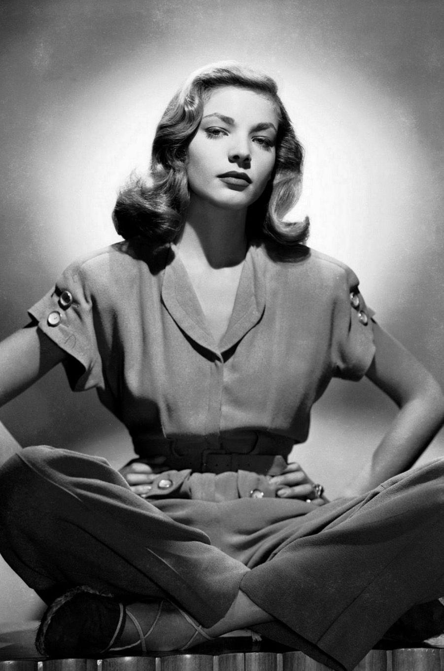 Lauren Bacall 1946.