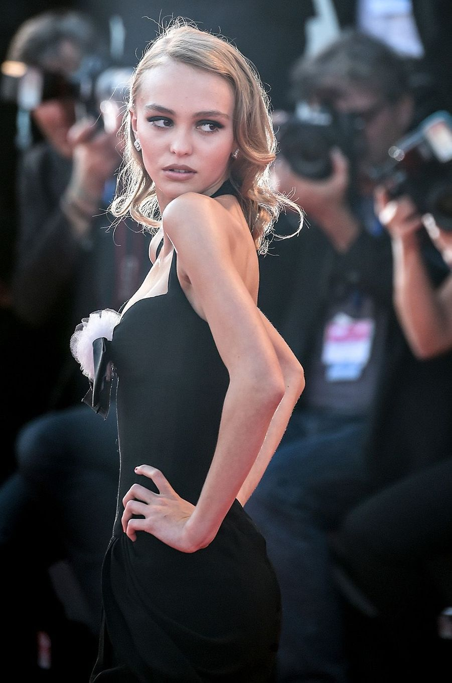 Sexy Match : Lily-Rose Depp, l'enfant rebelle