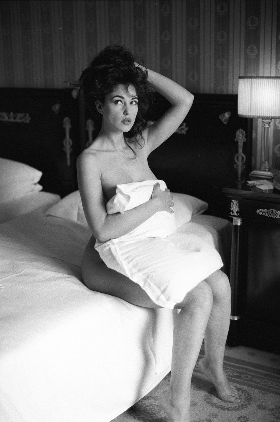 Monica Bellucci est considérée comme l'une des plus belles femmes du monde