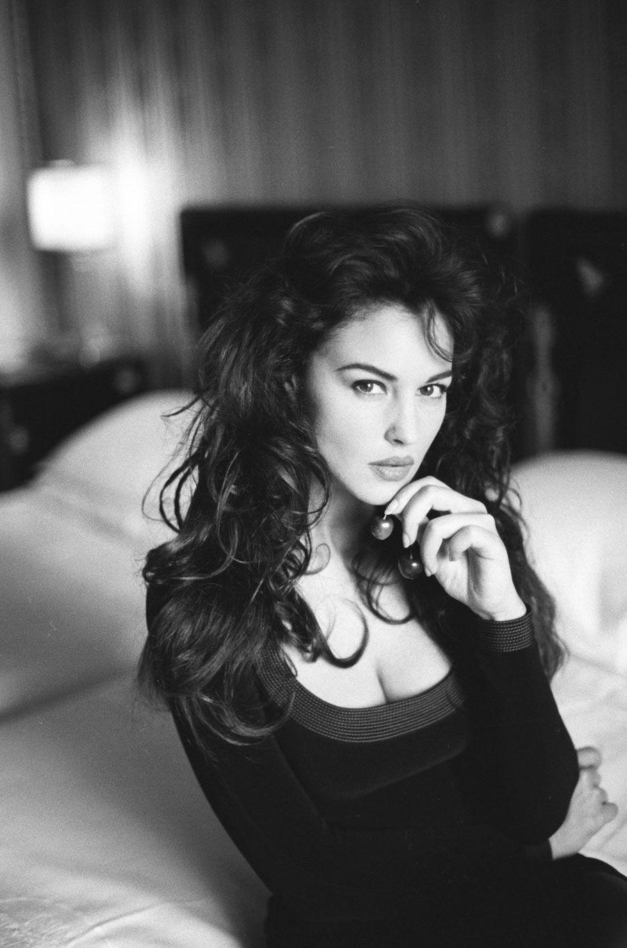 Monica Bellucci est d'origine italienne