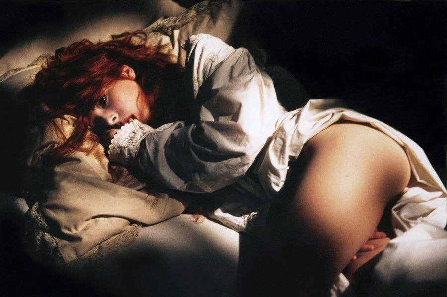 "Mylène Farmer dans le film ""Giorgino"" en 1994"