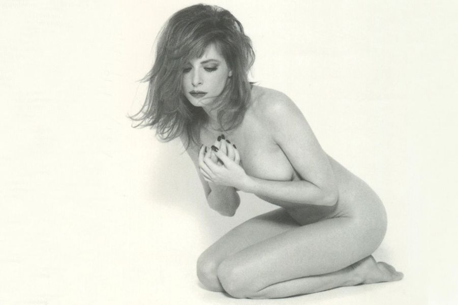 "Pochette de l'album ""Rêver"" de Mylène Farmer en 1995"