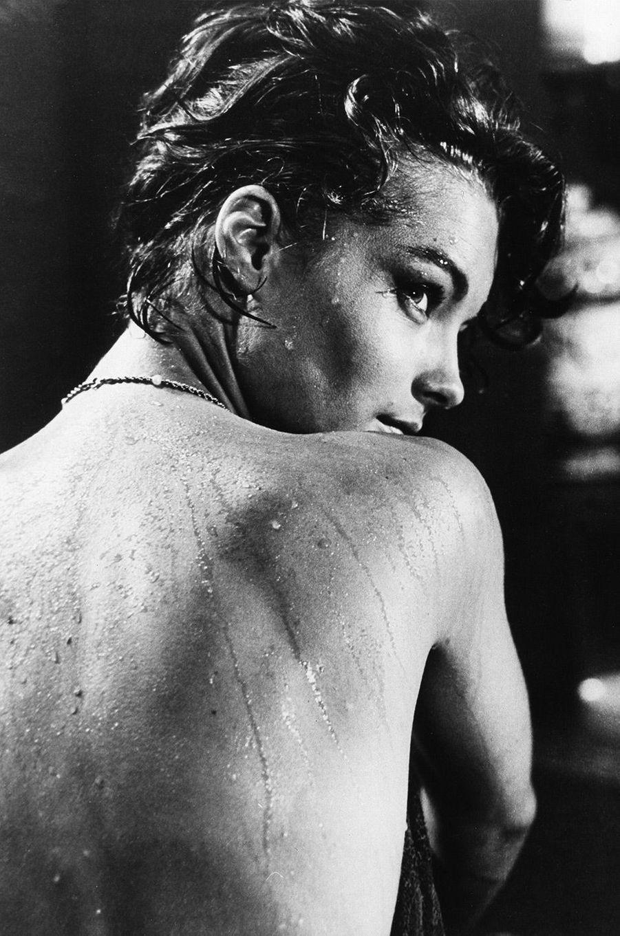 """Romy Schneider dans """"Boccace 70"""" de Luchino Visconti (1962)"""