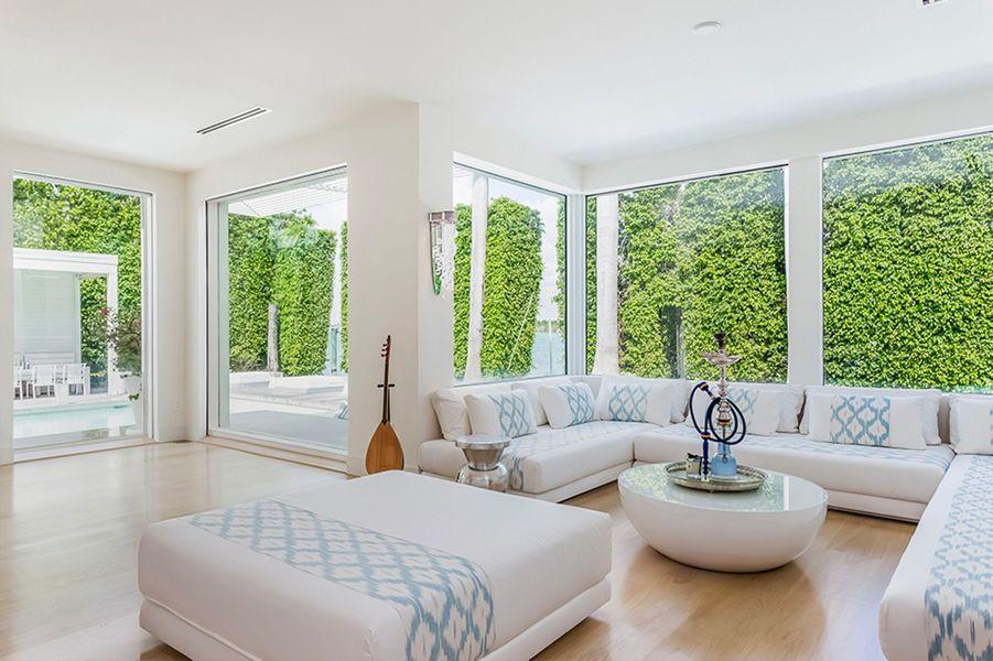 La villa de Shakira et Gerard Piqué à Miami