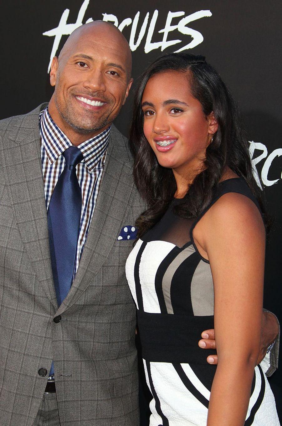 Simone Garcia Johnson à Hollywood le 23 juillet 2014